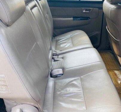 2013 Toyota Fortuner 3.0 Diesel MT in Mumbai