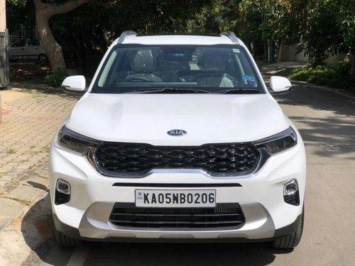2020 Kia Sonet MT for sale in Bangalore
