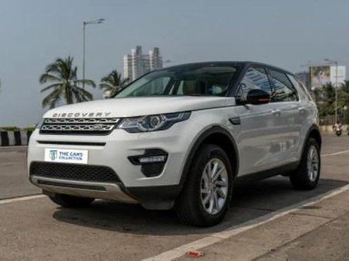 2018 Land Rover Discovery Sport TD4 HSE 7S AT in Mumbai