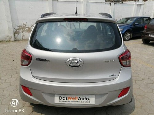 2016 Hyundai Grand i10 1.2 Kappa Sportz MT in Chennai