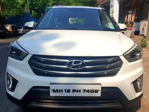 2017 Hyundai Creta 1.6 CRDi SX Plus AT in Pune