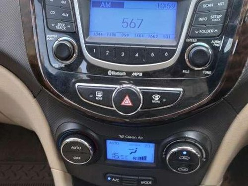 2012 Hyundai Verna 1.6 CRDi SX MT in Satara