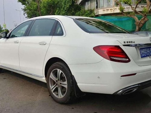 Mercedes Benz E Class 2017 AT for sale in Mumbai