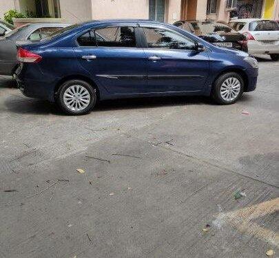 2017 Maruti Suzuki Ciaz Zeta AT for sale in Chennai