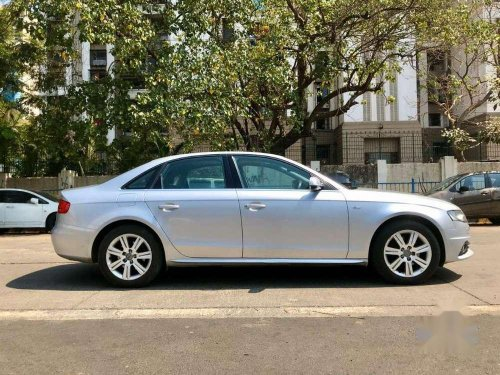 Audi A4 2.0 TDI 2012 AT for sale in Mumbai