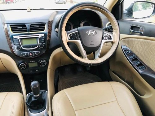 2013 Hyundai Verna 1.6 SX MT for sale in Ahmedabad