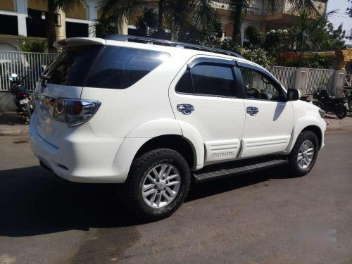 2012 Toyota Fortuner AT for sale in Hyderabad