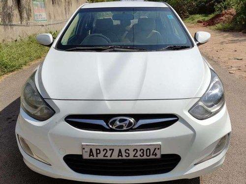Hyundai Verna Fluidic 1.6 CRDi SX, 2013, Diesel MT in Hyderabad