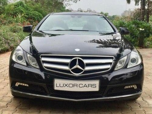 2012 Mercedes Benz E Class AT for sale in Pune
