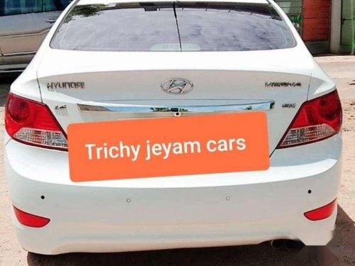 Hyundai Fluidic Verna 2012 MT for sale in Tiruchirappalli