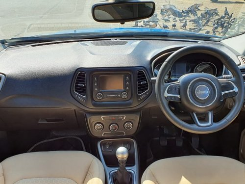 2017 Jeep Compass  4x2 M/T Longitude for sale in Mumbai