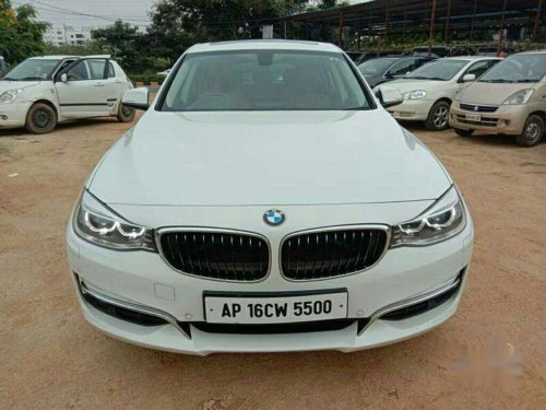 2014 BMW 3 Series GT Luxury Line AT in Hyderabad