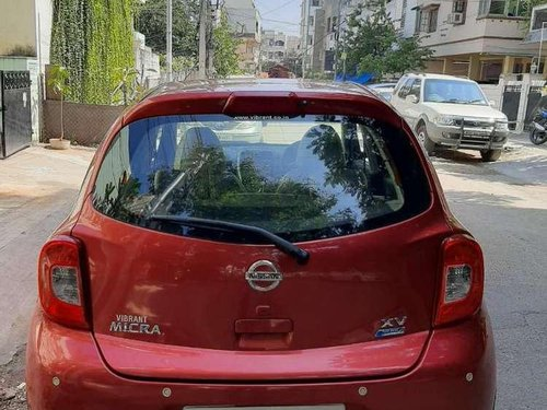 2016 Nissan Micra XV MT for sale in Hyderabad