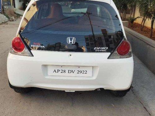 Used 2013 Honda Brio MT for sale in Hyderabad