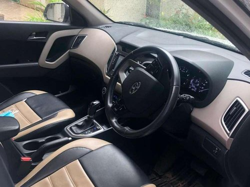 Used Hyundai Creta 1.6 SX 2017 AT for sale in Hyderabad