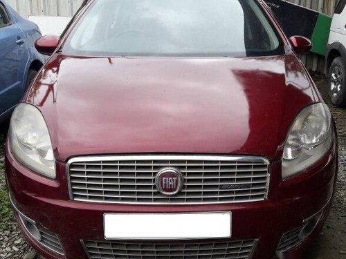 Used Fiat Linea Emotion 2009 MT for sale in Pune