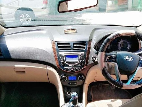 Hyundai Fluidic Verna 2012 MT for sale in Tiruchirappalli