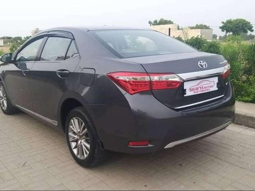 Used 2015 Toyota Corolla Altis 1.8 GL MT for sale in Ahmedabad