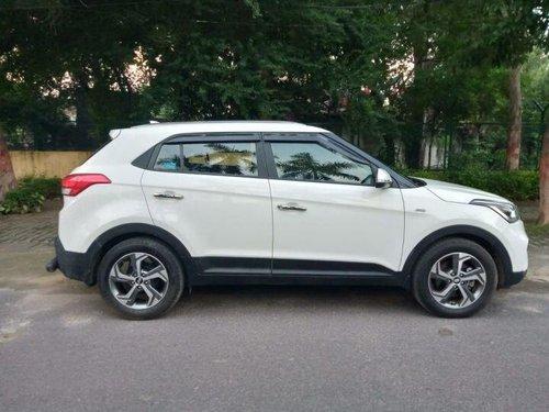 2018 Hyundai Creta 1.6 SX Automatic AT in New Delhi