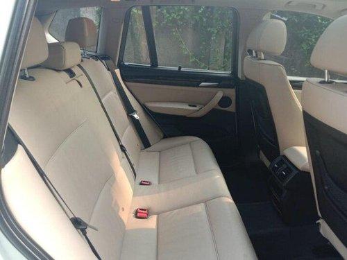 Used 2012 BMW X3 xDrive20d AT in Mumbai