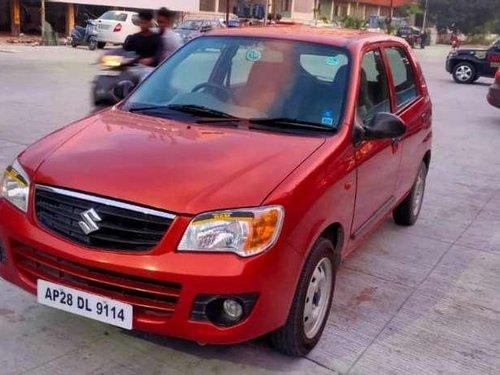 2013 Maruti Suzuki Alto K10 LXI MT in Hyderabad