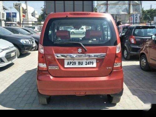 Used 2013 Maruti Suzuki Wagon R VXI MT in Hyderabad