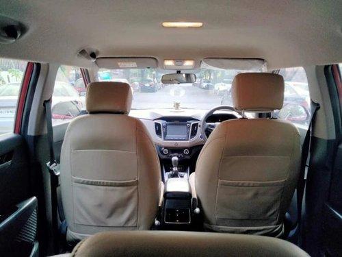 2015 Hyundai Creta 1.6 VTVT SX Plus Dual Tone MT in Mumbai