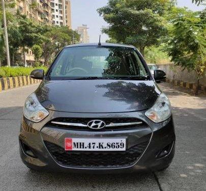 2011 Hyundai i10 Sportz 1.2 MT for sale in Mumbai