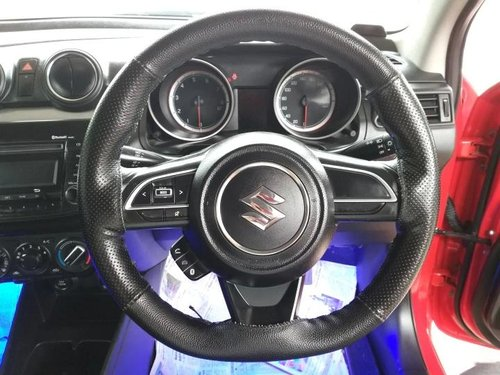 2019 Maruti Suzuki Swift AMT VXI AT in Chennai