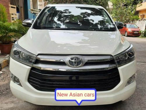 2016 Toyota Innova Crysta 2.8 ZX AT in Bangalore