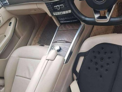 Used 2015 Mercedes Benz E Class AT in Mumbai