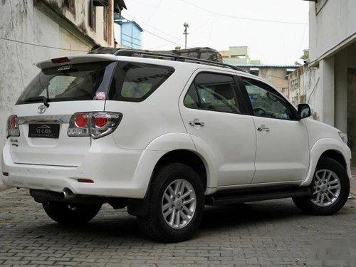 2012 Toyota Fortuner 4x4 MT in Chennai