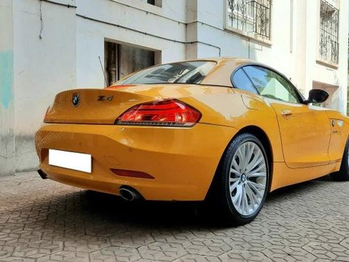 Used 2011 BMW Z4 AT for sale in Pune