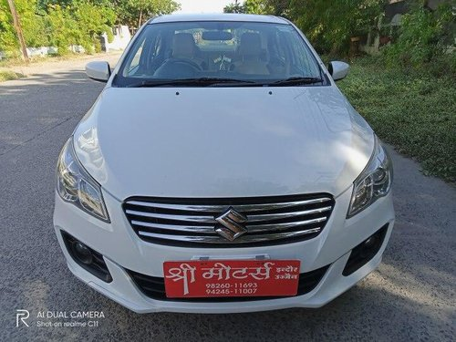 2015 Maruti Ciaz VDi Plus SHVS MT in Indore