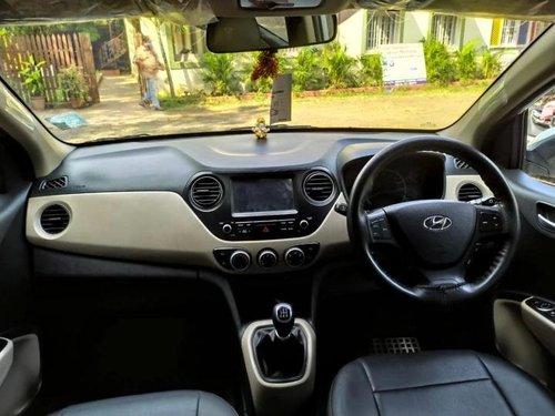 2018 Hyundai Grand i10 1.2 Kappa Sportz MT in Pune