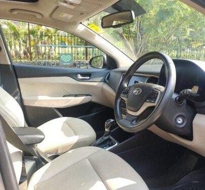 Used 2017 Hyundai Verna 1.6 SX AT for sale in Mumbai