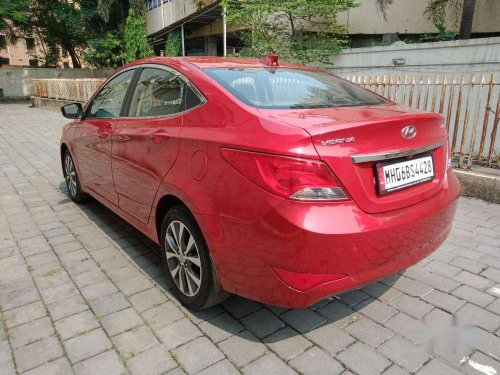 2017 Hyundai Fluidic Verna MT for sale in Mumbai