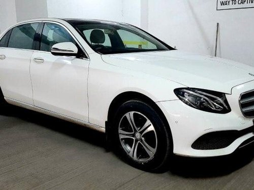 Used 2017 Mercedes Benz E Class E 200 AT in Mumbai