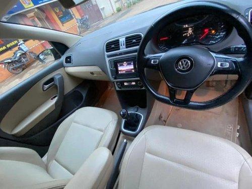 2017 Volkswagen Vento 1.5 TDI Highline Plus MT in Madurai