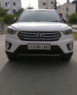 2016 Hyundai Creta 1.6 CRDi SX Plus AT in Bangalore