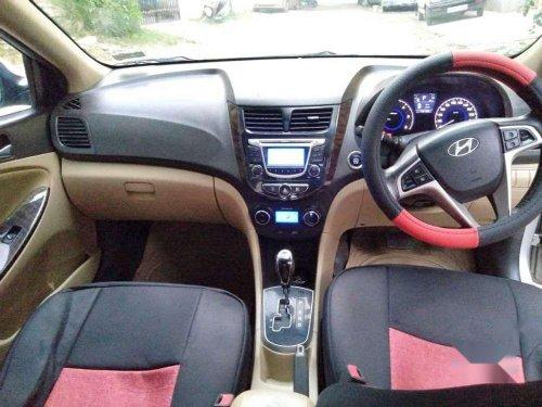 Hyundai Fluidic Verna 1.6 CRDi SX, 2014, Diesel MT in Hyderabad