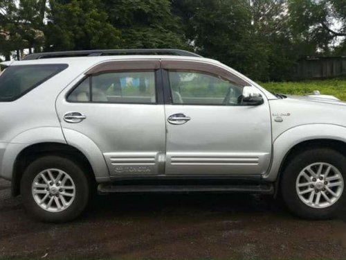 2010 Toyota Fortuner MT for sale in Goregaon