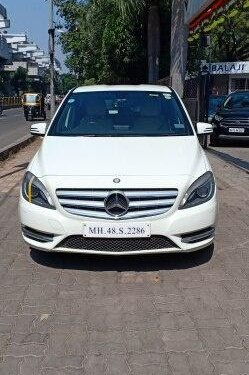 Used 2014 Mercedes Benz B Class B180 AT in Pune