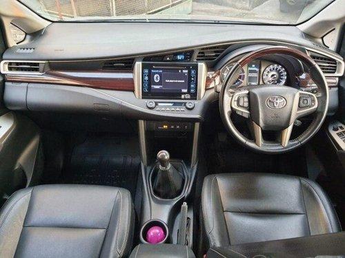 2018 Toyota Innova Crysta 2.4 ZX MT in Mumbai