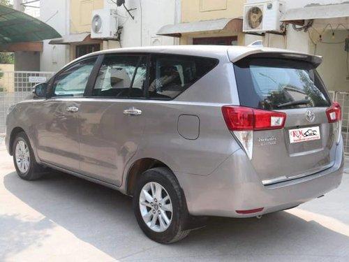 2017 Toyota Innova Crysta 2.8 GX AT in Ahmedabad