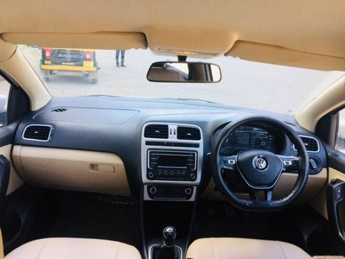 2015 Volkswagen Polo 1.5 TDI Highline MT for sale in Thane