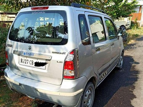 Used 2010 Maruti Suzuki Wagon R LXI MT in Udaipur