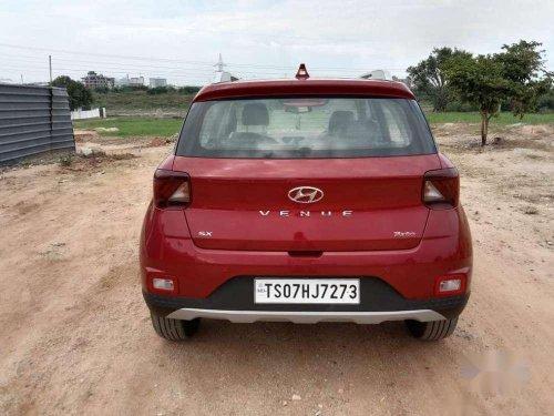 2019 Hyundai Venue MT for sale in Hyderabad