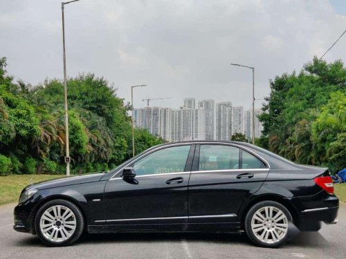 2011 Mercedes Benz C-Class AT for sale in Hyderabad