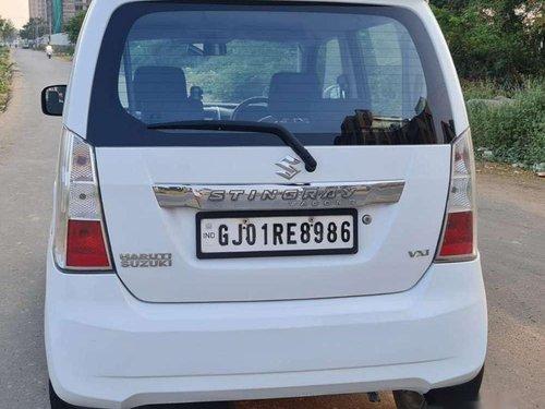 2014 Maruti Suzuki Stingray MT in Ahmedabad